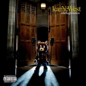 Cover of Late Registration by Kanye West