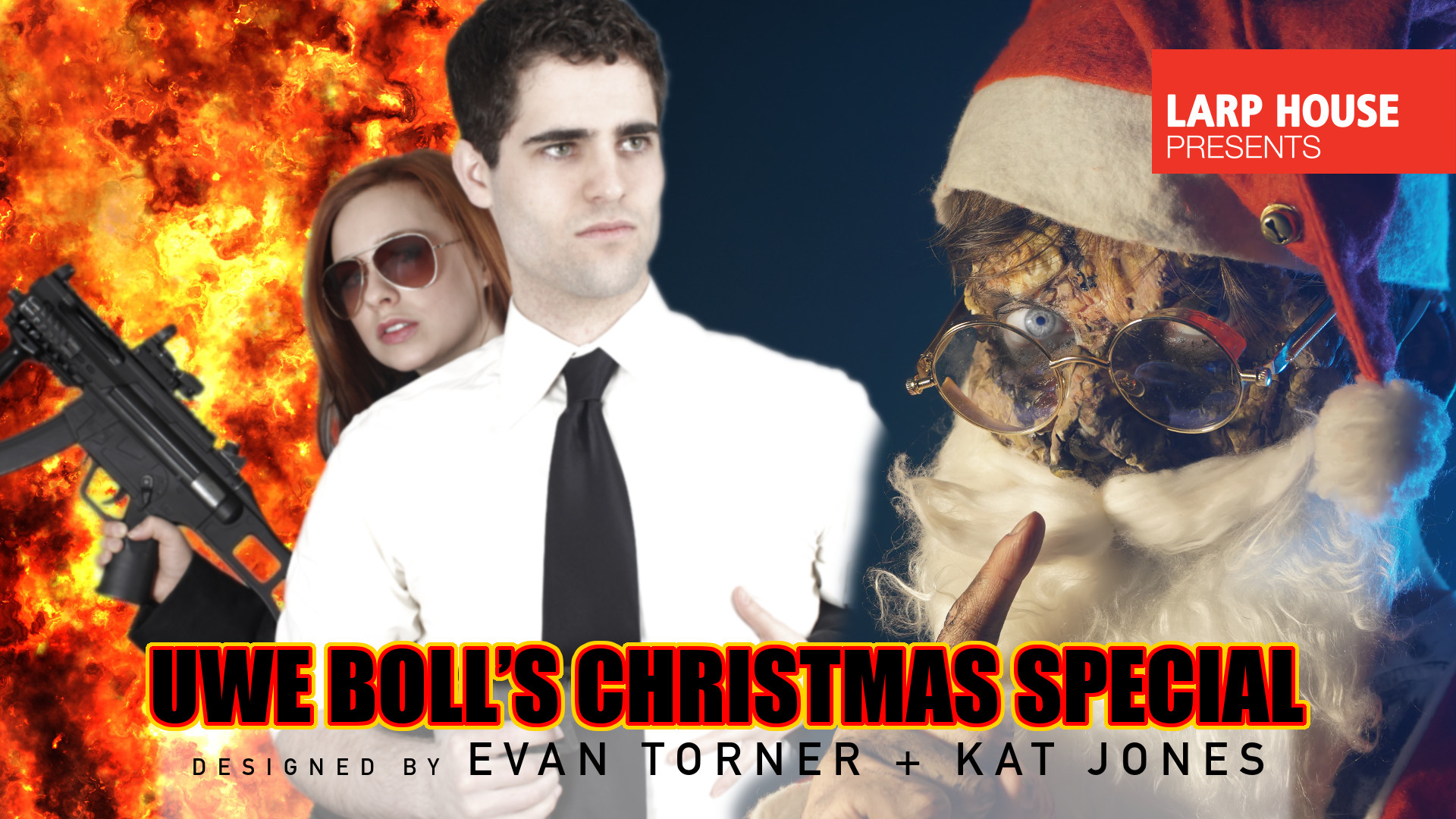 Larp House Presents: Uwe Boll's Xmas Special